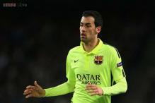 Barcelona's Sergio Busquets may be fit for Real Madrid clash