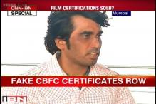Censor representative claims use of fake certificates, money trail