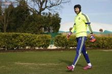 Chelsea keeper ready to Cech out after this season