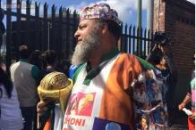 Pakistan fan Karachi Chacha wants MS Dhoni to win World Cup