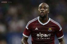 West Ham striker Carlton Cole fined $30,000 over tweet