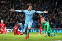 Manchester City humble Leicester City 2-0 in EPL