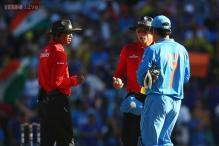 Kumar Dharmasena, Richard Kettleborough named umpires for World Cup final