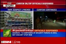 Curfew continues for 2nd day in Dimapur, Nagaland CM admits to administrative lapses