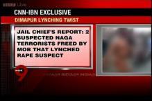 Dimapur jail lynching incident helped two Nagaland's NSCN-IM militants escape