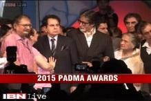 e Lounge: Sanjay Leela Bhansali, Prasoon Joshi receive Padma Shri Award