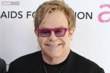 Elton John declares love for Dolce and Gabbana now