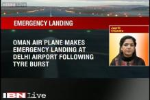 Muscat-Delhi Oman air flight makes emergency landing at Delhi airport, all passengers safe