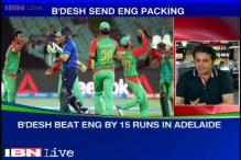 Kings of Cricket: Bangladesh enter WC quarters, England ousted