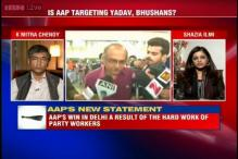 AAP infighting: Bhushans, Yadav to be expelled?