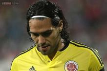Radamel Falcao equals Colombia's goal-scoring record