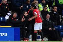 Falcao not humiliated by under-21 appearance, says Luis van Gaal