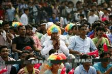 Mature fans accept end of India's World champion reign