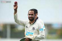 Test hopeful Fawad Ahmed 'comfortable' with Australian drinking