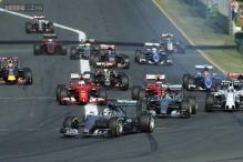 Australian Grand Prix reduced to 14 cars
