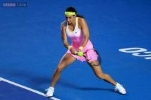 Caroline Garcia, Timea Bacsinszky reach Monterrey Open final