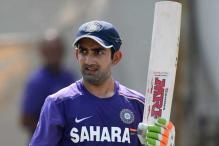 Gautam Gambhir to lead Delhi in North Zone T20