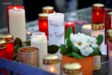 German students, teachers weep for 16 classmates on doomed Airbus A320