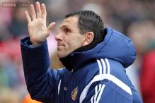 Dick Advocaat replaces Gus Poyet as coach at Sunderland