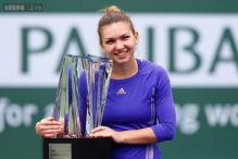 Simona Halep battles back to claim Indian Wells crown