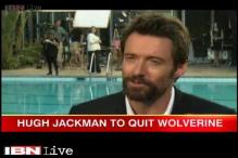 Watch: Hugh Jackman to quit Wolverine