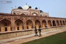 At Humayun's Tomb, the 'king' gets its 'crown' back