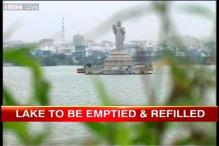 Government sanctions Rs 100 crore to clean up and rejuvenate Hussain Sagar lake