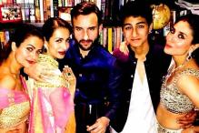 Snapshot: Look how grown up Saif Ali Khan-Amrita Singh's son Ibrahim looks