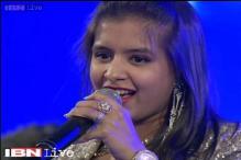 Watch: Singer Aishwarya Majumdar performs at CNN-IBN Indian of the year awards