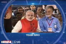 ISRO team wins Indian of the Year 2014 Lifetime Achievement Award