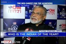 IOTY 2014: K Radhakrishnan, AS Kiran Kumar talk about ISRO achievements