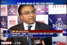 Corporate reactions to CNN-IBN Indian of the year awards