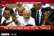 PM Modi visit to Tamil dominated Jaffna brings a new hope