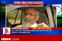 Sri Lanka's Tamil-majority region CM hits out at his PM for saying Indian fishermen will be shot at