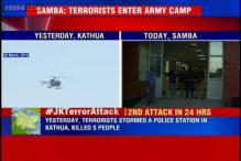 J&K: Terrorists attack Army camp in Samba district, 2 security personnel, 1 civilian injured