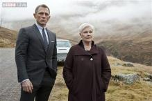 'Marigold Hotel' actor Judi Dench coping with vision problems