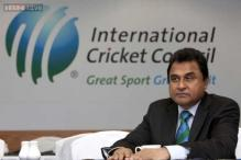Peeved ICC President Mustafa Kamal leaves MCG before end of World Cup final