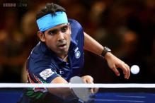 Sharath Kamal retains 6th position in Asian Cup TT