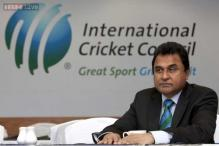 ICC President vows to expose apex body after World Cup trophy snub