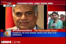 Oppostion parties demand Modi to raise fishermen issue with Sri Lanka