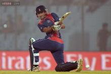 Paras Khadka - a shining star for Nepal cricket