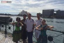 Australia Tour Diary: 13 flying hours and Bollywood for Sydney Siders
