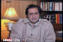 Sajjad Lone- from being a separatist to a Minister
