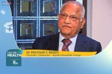 Prathap C Reddy talks about 'Let's Talk Health'