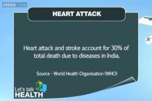 Let's Talk Health: Myths and doubts about Heart-attack