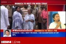 Mamata Banerjee to meet PM Modi, discussion likely on Land Bill, debt waiver package for Bengal