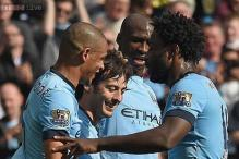 Manchester City beat West Brom 3-0 in the Premier League