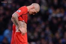 Liverpool defender Martin Skrtel gets 3-match ban for stamp