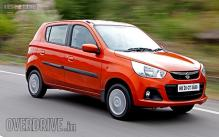 33,098 units of the Maruti Alto K10 and Alto 800 recalled in India