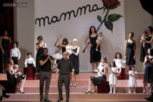 Milan Fashion week: Mamas and their babies walked on the ramp for the 'Dolce and Gabbana' show